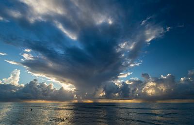Sunrise Swim