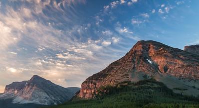Wynn & Allen Mountains
