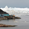 Arctic living in Ilulissat, western Greenland