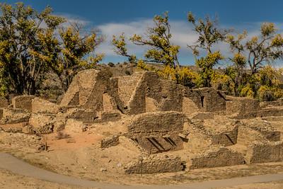 Azteca Ruins