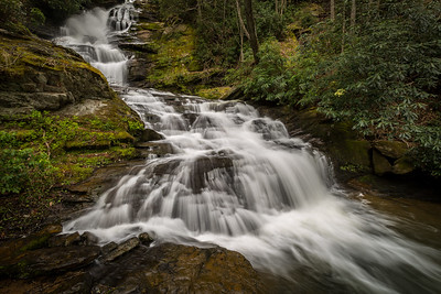 Muddy Creek Falls - 1
