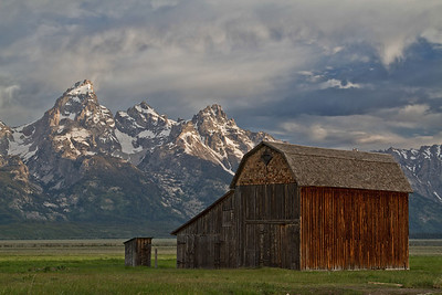 Grand Teton Overseer (color)