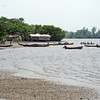 Coastal water taxis, Cameroon