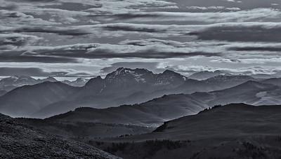 Washburn Range