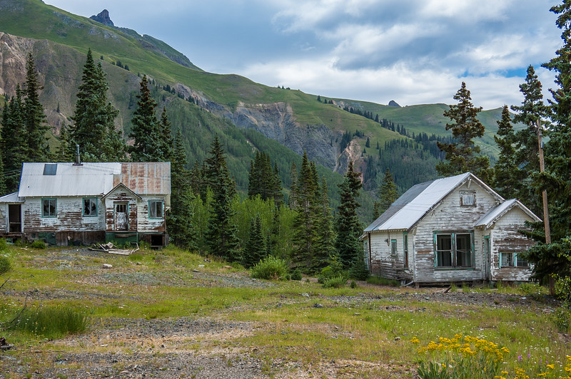 Colorado Lost Cabins