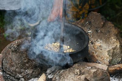coffee roasting mama ana's