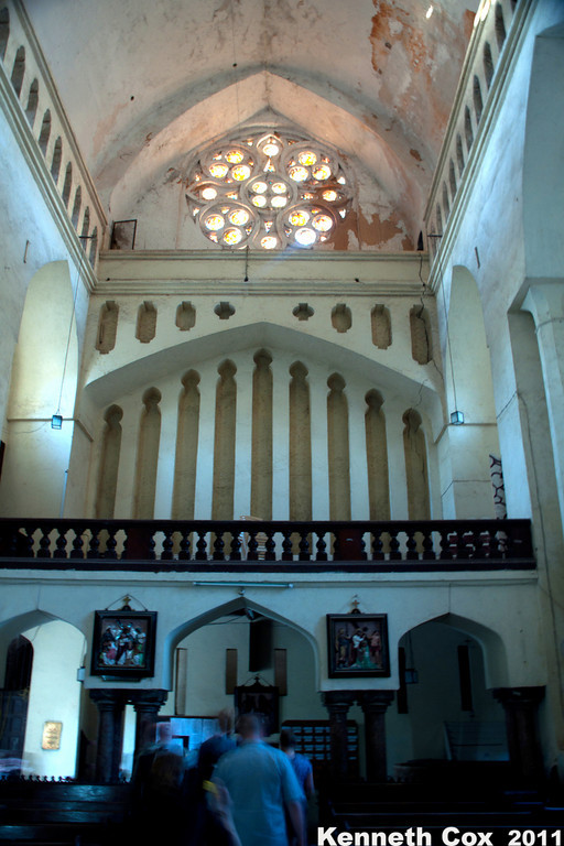 St. Josephs Cathedral in Stone Town.