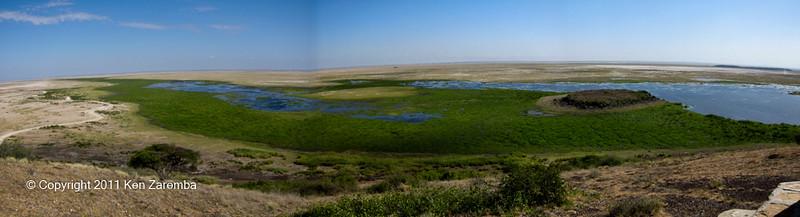 Enkongu Narok Swamp, Amboseli National Park
