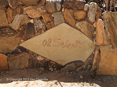 Sabuk Safari Lodge, we've arrived