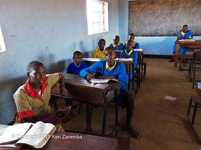 Lobarishereki School 8th grade students