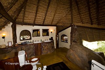 Elsa's Kopje Safari Lodge, our room
