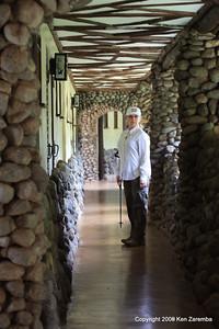 Ngorongoro Serena Lodge, Ngorongoro Crater Tanzania, 1/02/09