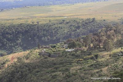 Ngorongoro Serena Lodge Tanzania, 1/02/09