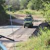 River crossing near Grumeti Airstrip Tanzania 1/06/09