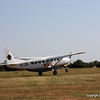 Departing Kirawira Camp Western Serengeti via the Grumeti Airstrip, Tanzania 1/06/09