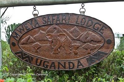 Mweya Lodge, QE National Park