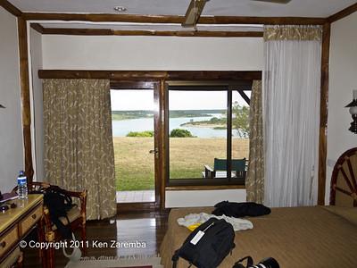 Mweya Lodge, QE National Park