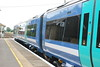 170 204 <br /> <br /> sits in the platform  1 at Lakenheath waiting to depart towards Norwich