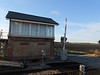 Pic by Liz <br /> <br /> The signal box and the crossing as you come in by taxi you approach <br /> <br /> Shippea Hill from behind the Signal box and it's about the tallest <br /> <br /> thing around in the area