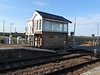 Pic by Liz <br /> <br /> Shippea Hill Signal box <br /> <br /> Info <br /> <br /> Date built: <br /> <br /> 1883 <br /> <br /> Box type: <br /> <br /> GE 4/McK&H<br /> <br /> Frame date <br /> <br /> 1883 <br /> <br /> Levers <br /> <br /> 30