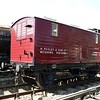 GER 960701 Non Ventilated Pooley Weighing Van 04,05,2016
