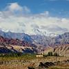 Karakorum mountains