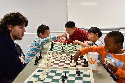 Chess At EACC - 2018