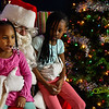 Children and families gather at East Athens Community Center for Family Night at Santa's Workshop on Tuesday, Dec. 12, 2017 for a night of games, crafts and a visit with Santa Claus. (Photos courtesy Athens-Clarke County Leisure Services / athensclarkecounty.com/leisure )
