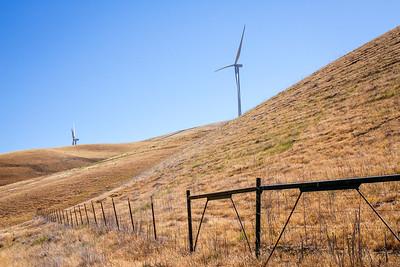 Fence Windmills
