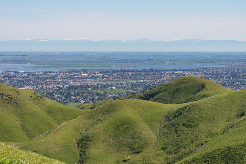 Antioch and the Sierra