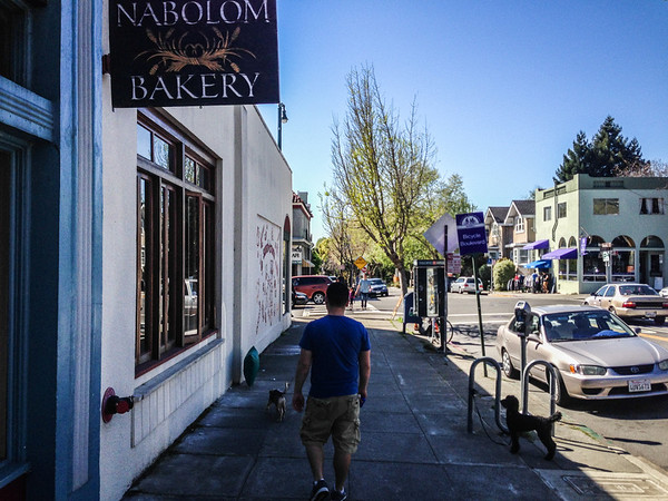 Nabalom Bakery, Berkeley