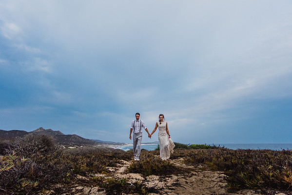 East Cape Los Cabos wedding