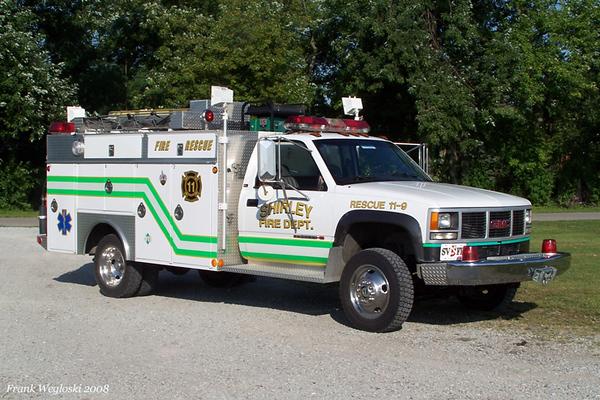 Rescue 11-9: 1992 GMC/Monroe Custom Body