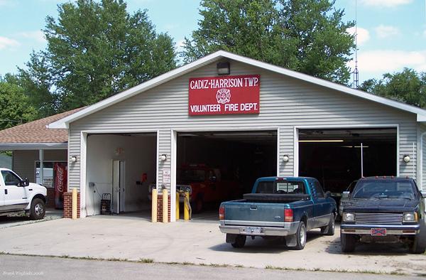 Cadiz-Harrison Township Fire Station