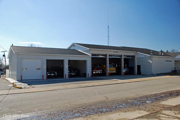 Lynn Fire Station - 100 E. Church Street & South Main Street