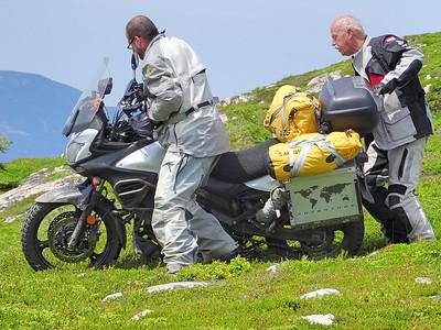 Adventure Riding Cape Breton Island