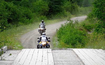 Caribou Trail Newfoundland Adventure Riding