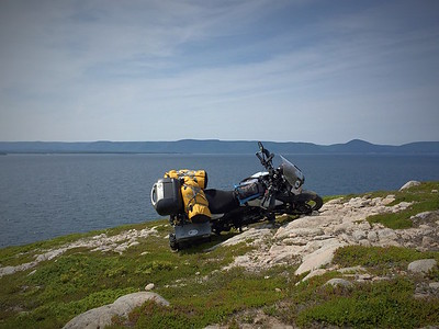 Adventure Riding Cabot Trail
