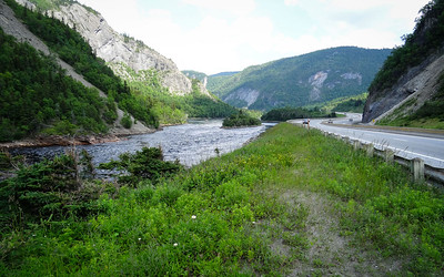 Humber River Near Cornerbrook