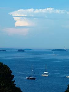 Casca Bay Maine