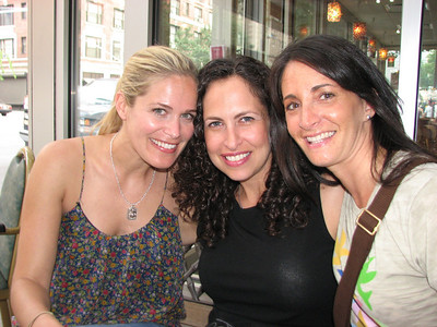 Westmont girls reunion