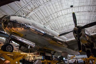 Enola Gay - Boeing B-29 Superfortress bomber