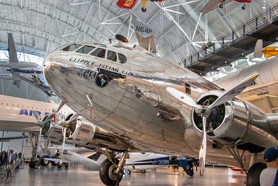 "Boeing Model 307 Stratoliner ""Clipper Flying Cloud"""