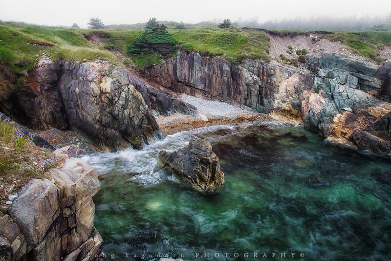 Cliffs of Nova Scotia