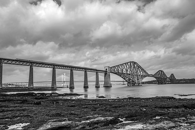 800107 Forth Bridge