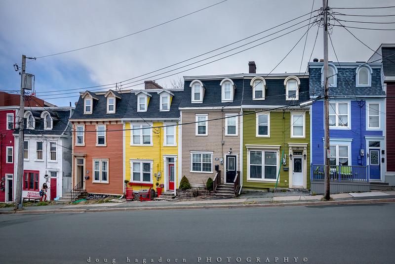 The Colours of St. John's (#0562)