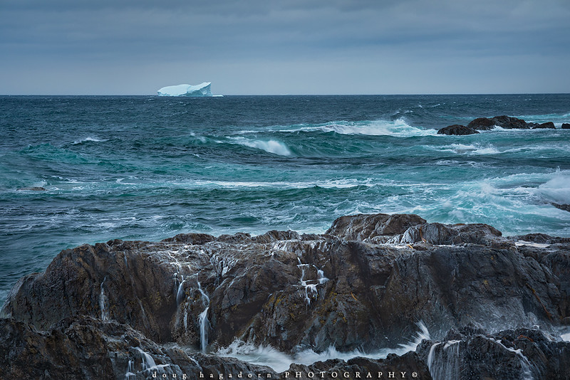 As Bergs Pass By (#0746)