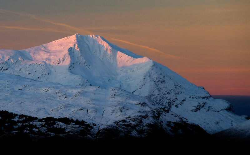 Ben Lui, Winter