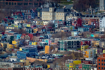 Old St. John's, One Colourful City (#0637)