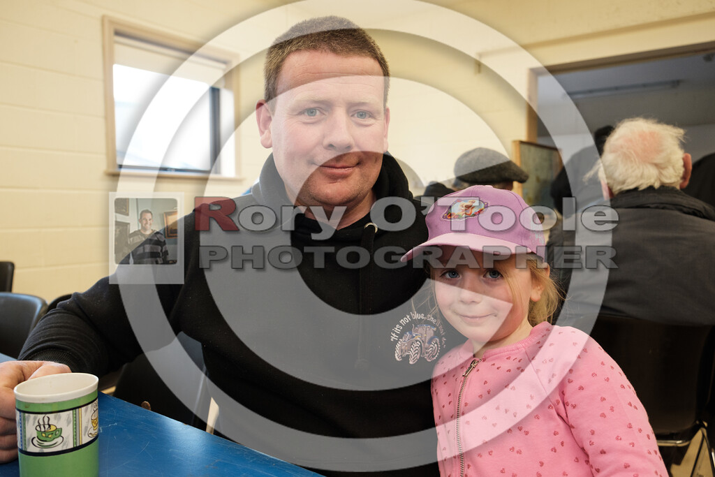 John & Shauna Dolphin at the Ballinrostig Vintage Club run. Picture: Rory O'Toole